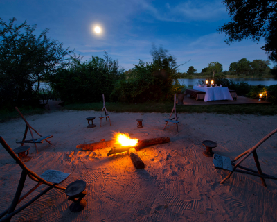 Sindabezi Island – a retreat for the discerning holidaymaker