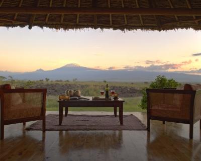 Wide Open Spaces & Wild Safari Activities at Tortilis, Kenya