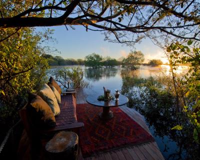 Zambezi Island Hideaway at Sindabezi Island