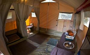 Loisaba's New Bush Camp