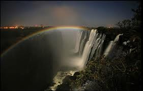 Moonbow at Tongabezi on Valentine's Day