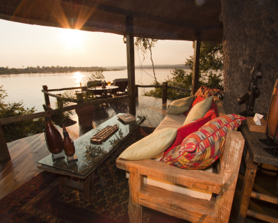 Interior Design with a Love for Africa at Tongabezi