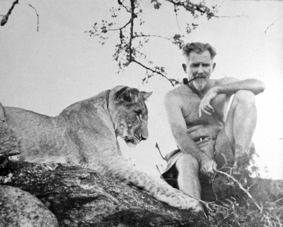 Elsa's Kopje Remembers George Adamson