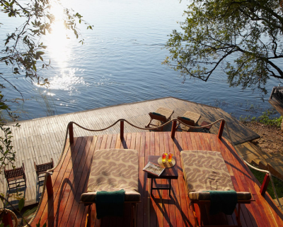 The Romance of Tongabezi  Lodge, Zambia
