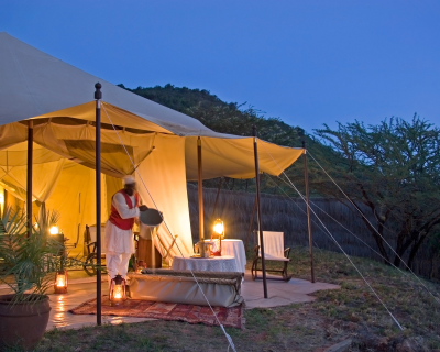 Cottars 1920's Safari Camp Wins Prestigious Hotel Award