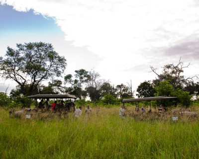 Award-winning Machaba Camp