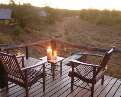A Safari for the Soul at a Green Camp