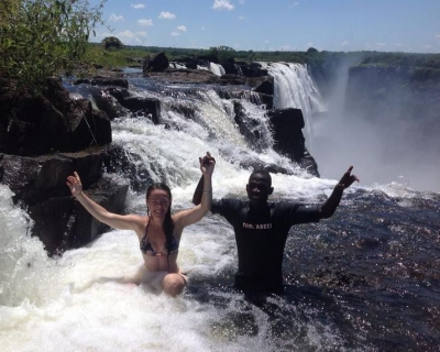 Tongabezi Introduces Angel's Pool