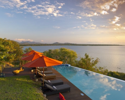 The Warm Heart of Africa at Pumulani Lodge