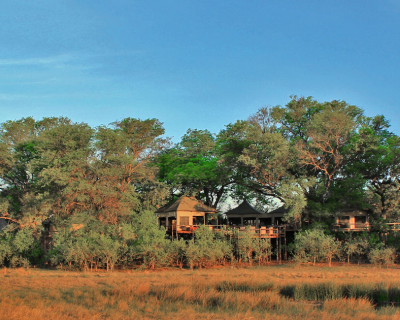 Quench your thirst for safari at Nambwa Tented Lodge