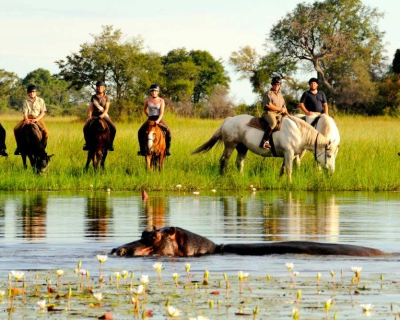 A Unique Experience with African Horseback Safaris