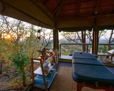 Soothing Safari Experiences at Ghoha Hills Safari Lodge