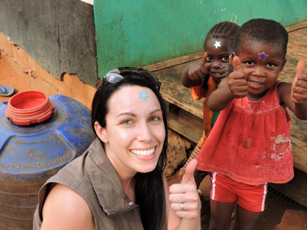 Capturing Hearts at Tongabezi
