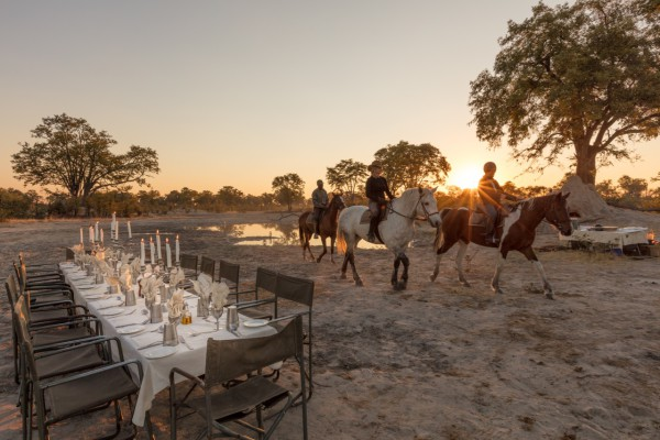 Macatoo Camp, Okavango Delta, Botswana