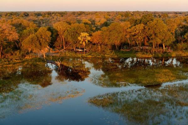 Okavango Delta Safari Lodge