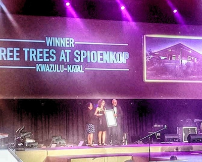 Another accolade for Three Trees