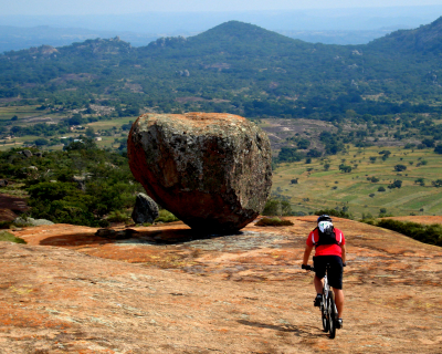 Bicycle Adventures with Big Cave Camp