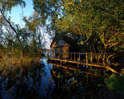Sindabezi Island-living in Secluded Luxury, Zambia