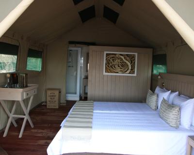 Nambwa's New Lagoon Camp