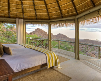 View Rooms at Mowani Mountain Camp