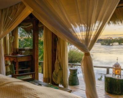 Safari Dreaming about Sindabezi Island