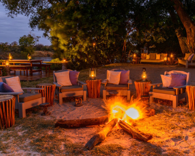 The Romance of Sindabezi Island