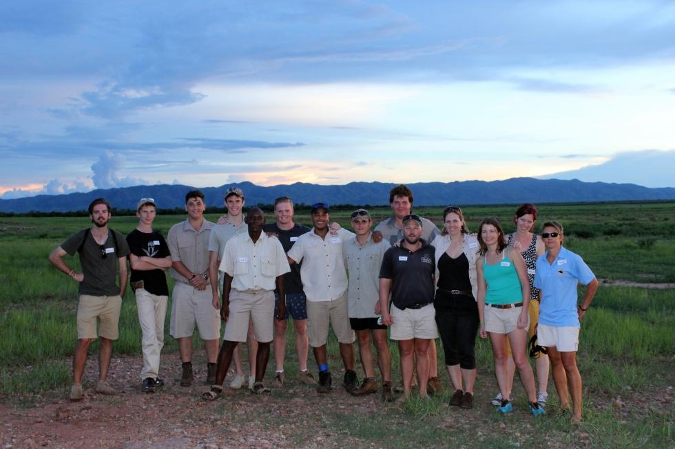 Wild-Life Adventure with Changa Safari Camp