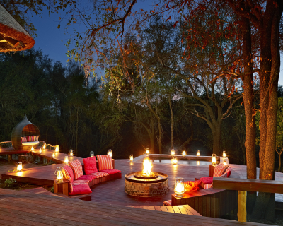 Change is in the air at Jaci's Safari Lodge