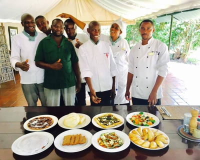 Culinary Creations at Il Moran Camp