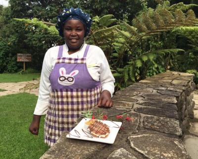 What's cooking at Sabyinyo Silverback Lodge?