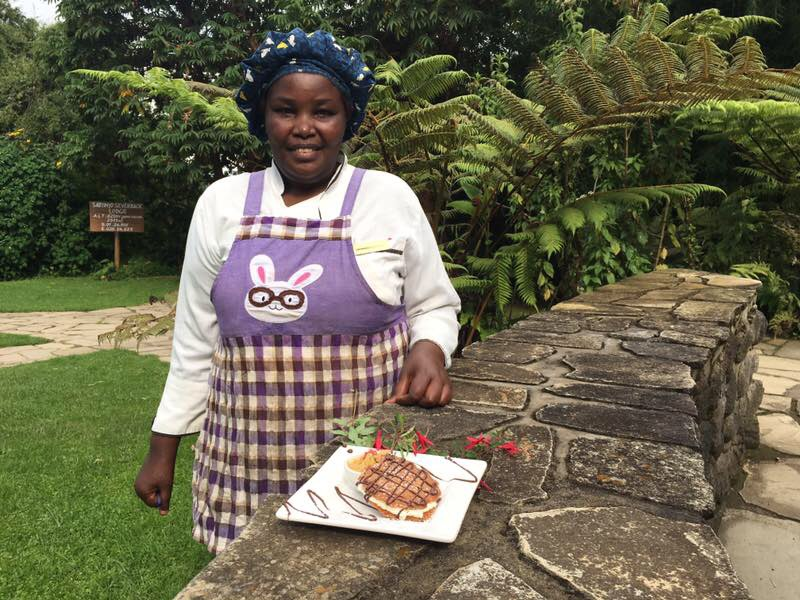 What's cooking at Sabyinyo Silverback Lodge?
