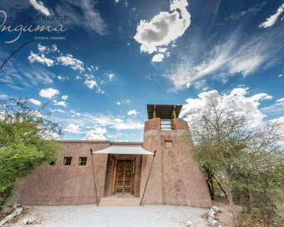 Channel your inner Sultan at Onguma The Fort
