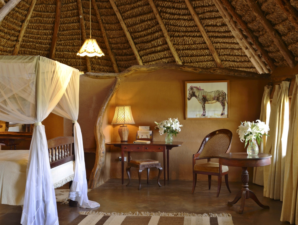 Room Renovations at Lewa Wilderness