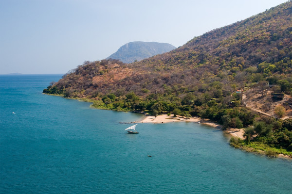 Hiking around Lake Malawi