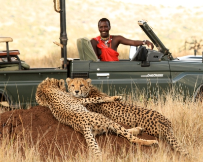 Special Offer at Lewa Wilderness