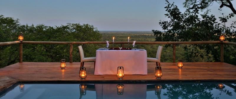 Safari Dining under the Stars