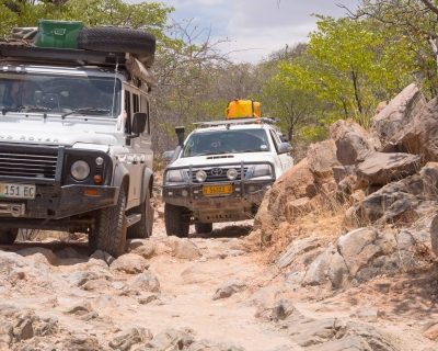 4×4 Adventure at Okahirongo