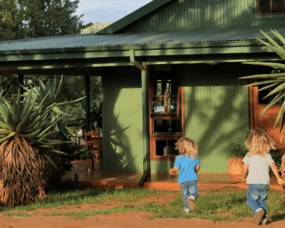 Family Fun at Three Tree Hill Lodge