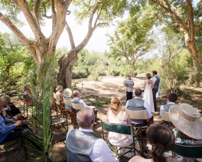 Blissful Bush Weddings at Garonga