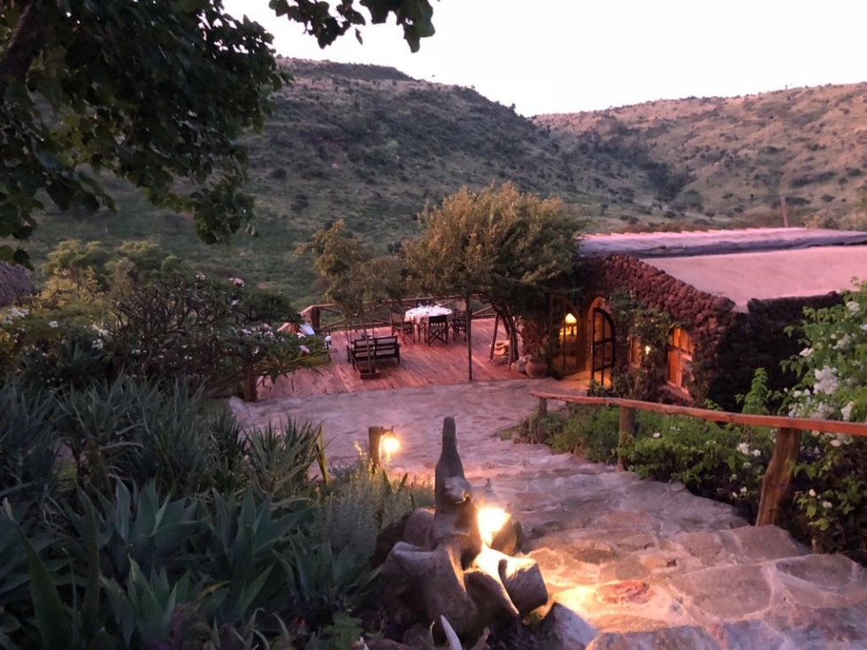 Lewa's Lodge Upgrades