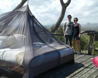 Mkulumadzi's Star Deck Experience