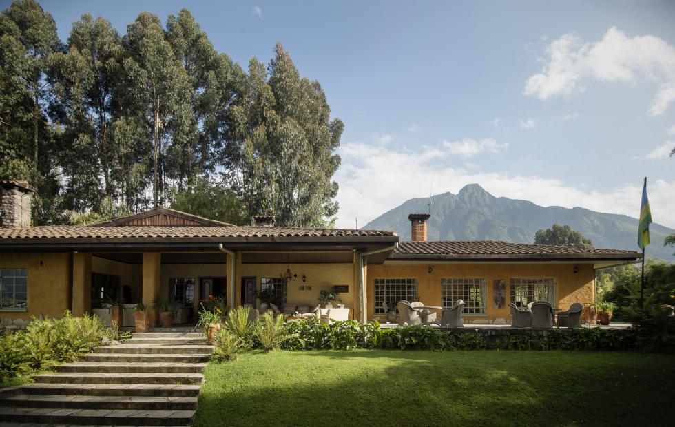 Brand New Look at Sabyinyo Silverback Lodge
