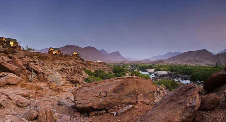 Namibia luxury accommodation