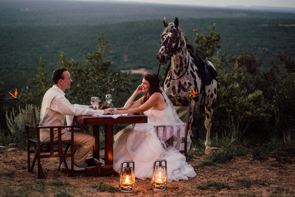 safari wedding in south africa