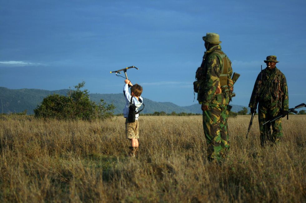 Conservation Safari with Lewa Wilderness