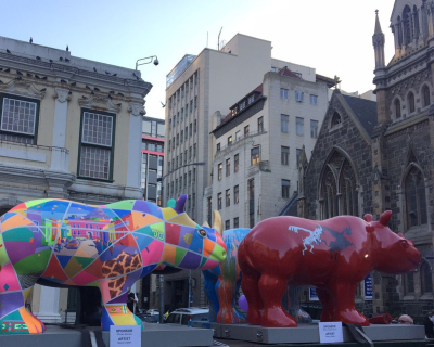 The Grand Daddy's Rhino in The City