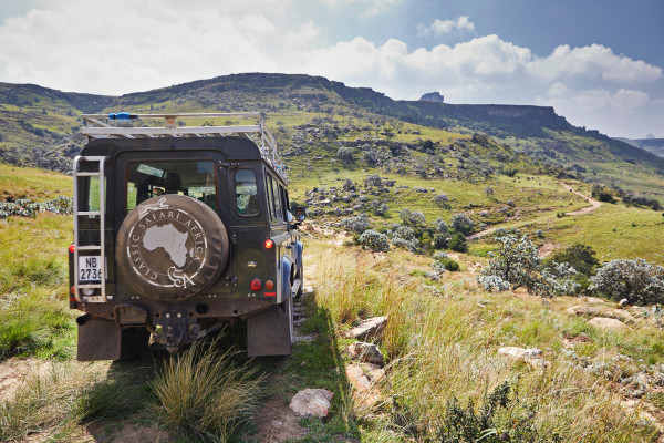Retief Pass