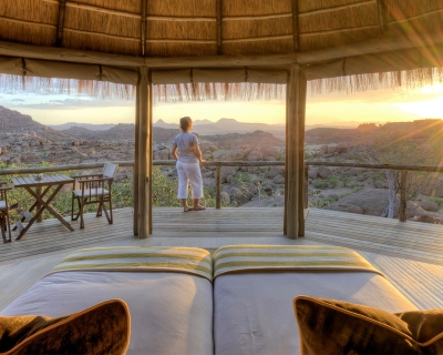Mowani Mountain Camp – A Magical Desert Gem
