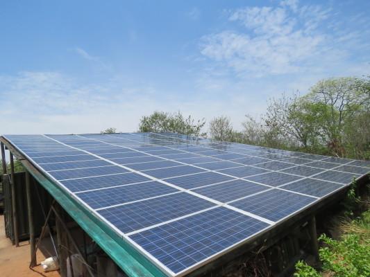 Solar farm Ghoha