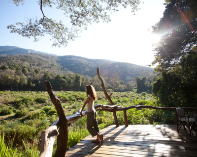 Yoga Retreat at Kitich